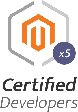Five Certified Developers